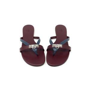 Hermès Corfou Sandals